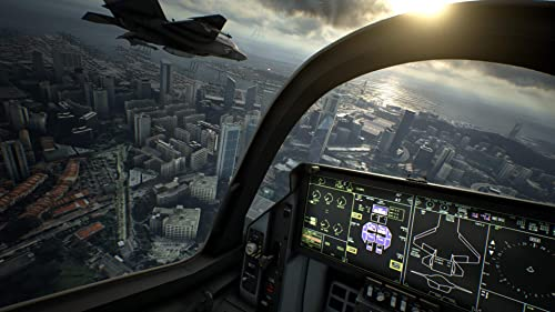 ACE COMBAT 7: SKIES UNKNOWN【早期購入特典】「ACE COMBAT 5: THE UNSUNG WAR ( PS2移植版) 」 「プレイアブル機体 F-4E PhantomII」「歴代シリーズ人気機体スキン3種」がダウンロードできるプロダクトコード (封入)