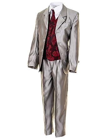 Jungen Bekleidung tailliert festlicher Jungen Anzug für