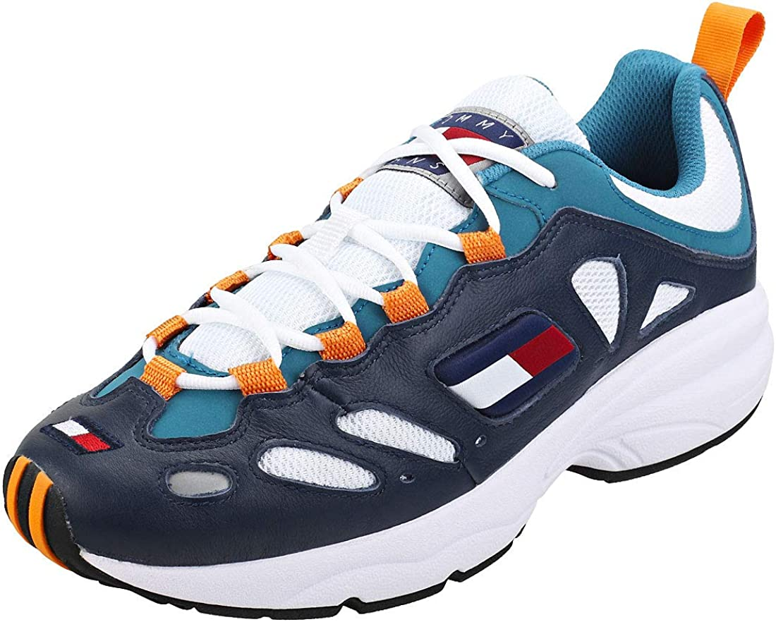 Tommy Jeans Retro Sneakers Mens Casual