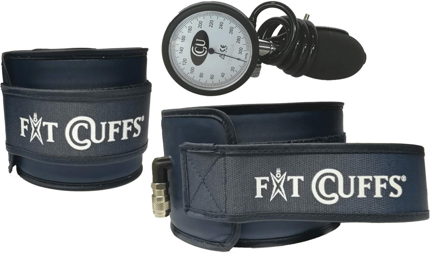 Fit Cuffs (Performance – Lower Body
