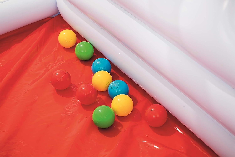 Bestway 52268 Juguete Inflable - Juguetes inflables (Interior y Exterior, Cochecito de Juguete, Multicolor, Vinilo, 2 año(s), 1220 mm): Amazon.es: Juguetes y juegos