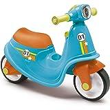 Correpasillos Scooter azul con ruedas silenciosas (Smoby 721001)