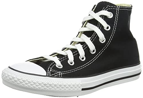 10ce9f2db Converse Youths Chuck Taylor All Star Hi Zapatillas de tela