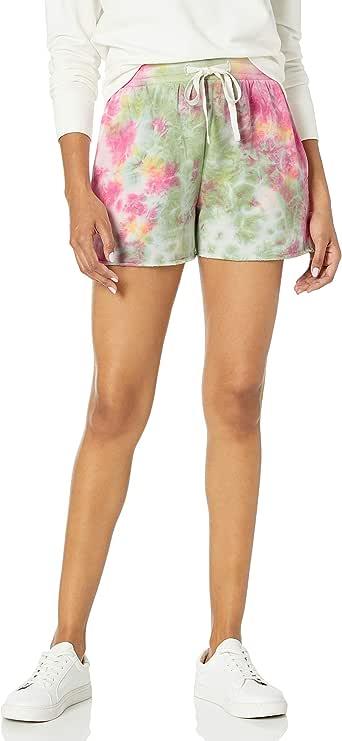 The Drop Women's Michaela Fleece Side Slit Short