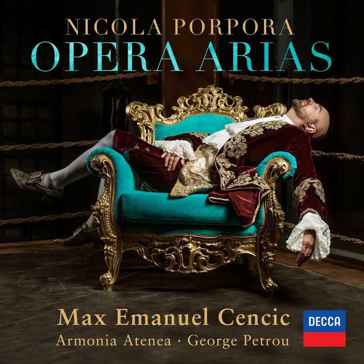 Porpora: Opera Arias by Decca (Image #1)