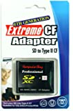 Komputerbay Adapter CF SDXC / SDHC / SD to CF Adaptor