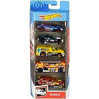 Hot Wheels 5 Car Giftpack
