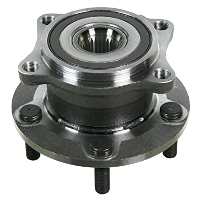 MOOG 512382 Wheel Bearing and Hub Assembly: Automotive