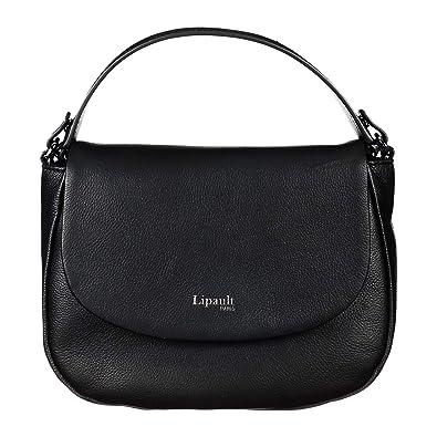 05b4dec96b3b Lipault - Plume Elegance Saddle Bag - Chain Strap Shoulder Top Handle  Handbag for Women