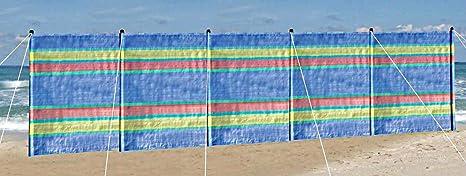 Windbreaker 4m x 1m Beach-Garden Wind breaker