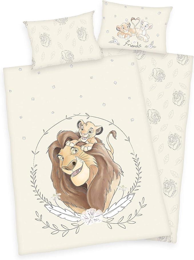 Disney el Rey León Simba Mufasa Baby Ropa de Cama Set Lion Guard ...
