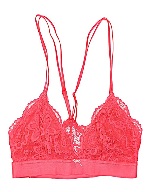 b7fedb7c79f34 American Eagle Aerie Women s Blooming Lace Bralette 2316 at Amazon Women s  Clothing store