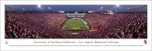 USC Trojans Football - College Posters, Framed Pictures and Wall Decor by Blakeway Panoramas