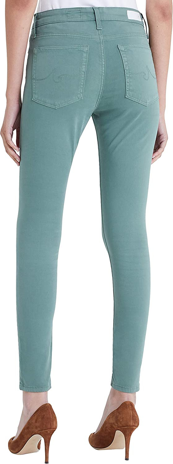 AG Adriano Goldschmied Womens Farrah High-Rise Skinny Fit Ankle Jean