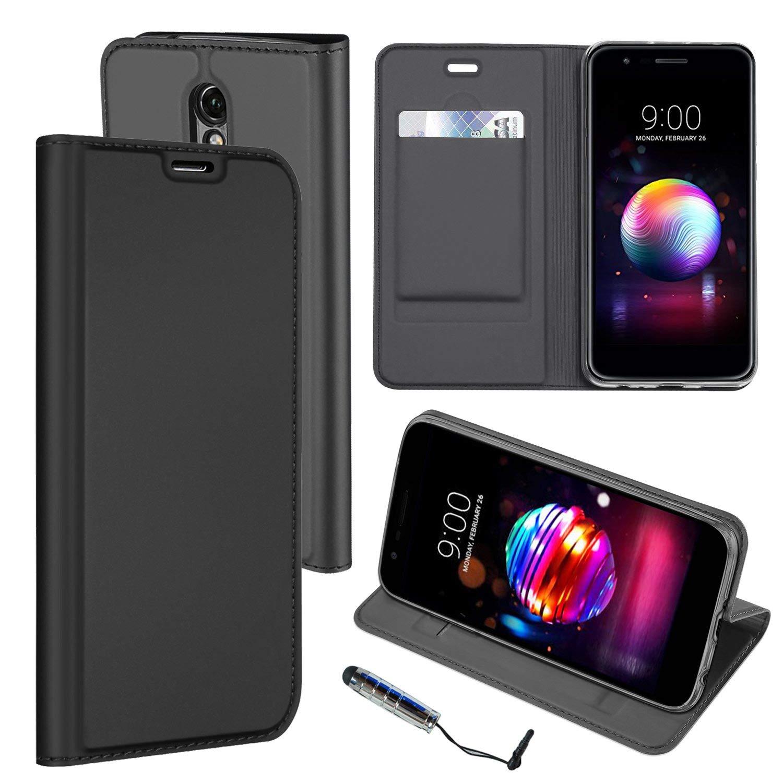 Guran® Funda de Cuero PU para LG K11 / K10 2018 / K30 Smartphone ...