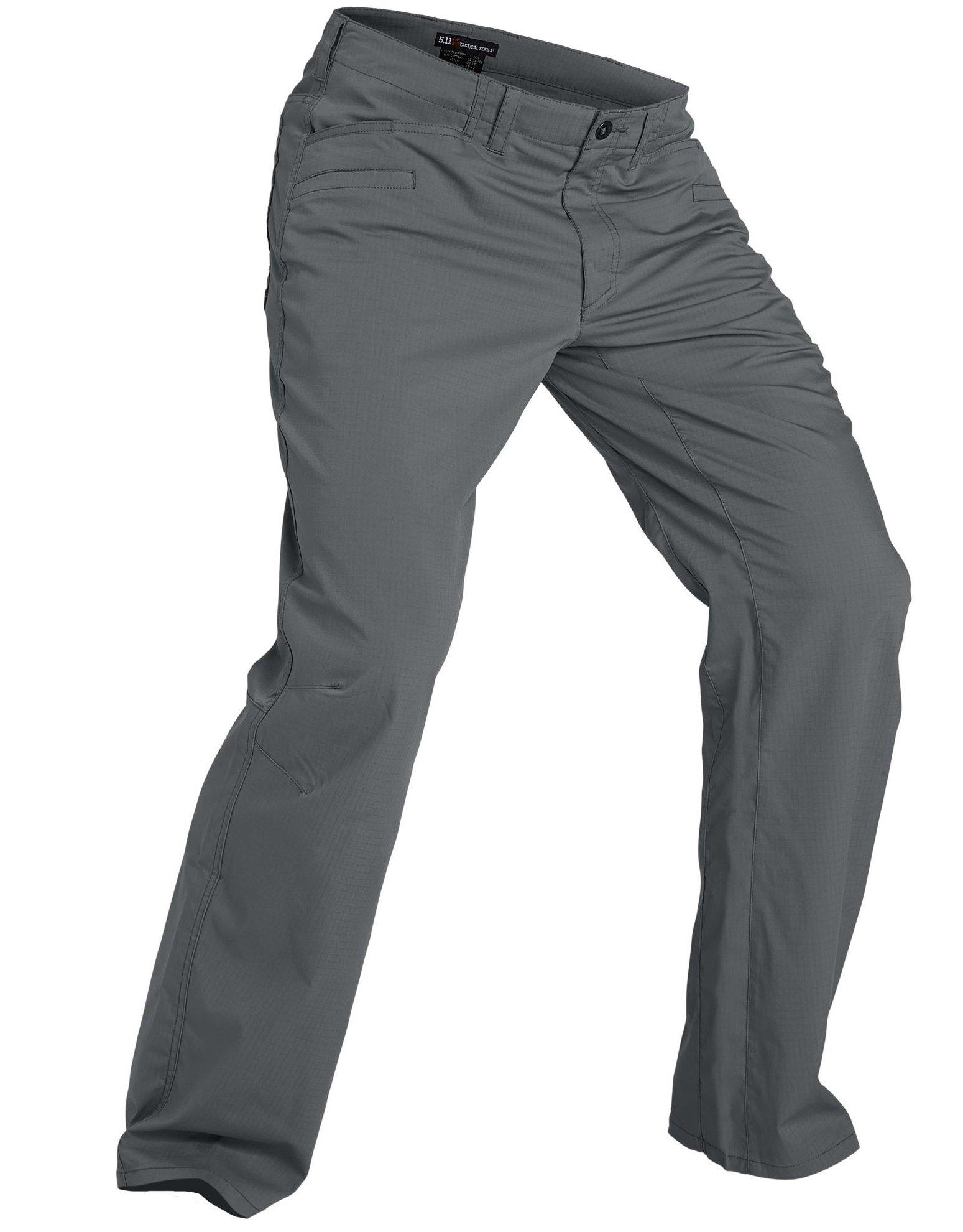 5.11 Tactical Ridgeline Pant,Storm,36Wx30L by 5.11