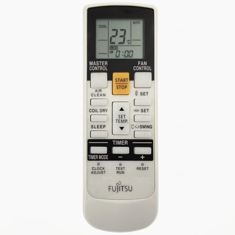 Telecomando di ricambio ar-rah2u ar-rah1u ar-ry3ar-ry4ar-ry5ar-ry11ar-ry12ar-ry13ar-ry14ar-ry15ar-ry16ar-ry17per Fujitsu condizionatore d' aria LS Electronic