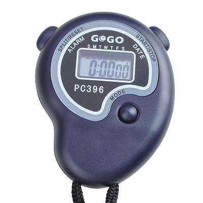 électronique Chronomètre, sport Digital Chronomètre, genoux minuterie, alarme Horloge