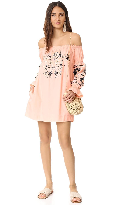 1d8e25726918 Free People Womens Fleur Du Jour Mini Dress at Amazon Women's Clothing  store: