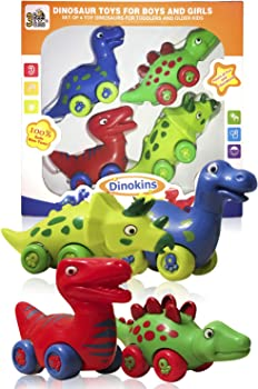 3 Bees & Me Fun Educational Dinosaur Toy For Kids