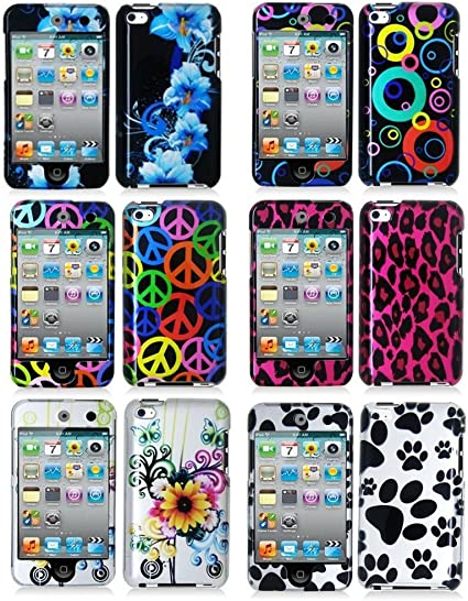 For iPod Touch 5th 6th Gen IMPACT Verge HYBRID Case Skin Phone Cover Accessory