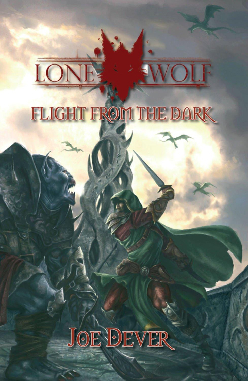 Lone Wolf 1: Flight from the Dark: Joe Dever: 9781906103088: Amazon