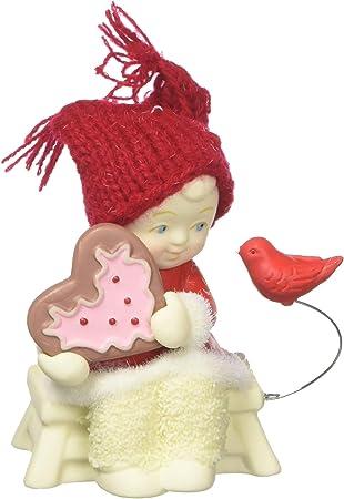 Dept 56 Snowbabies 6001862 Sharing A Sweet Tweet Ornament 2018