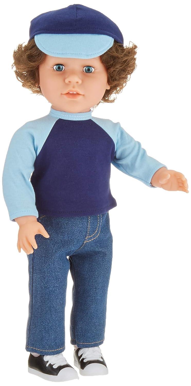My Sibling Tommy 18インチ人形 ライトスキンカラー   B07BJD9LQ8