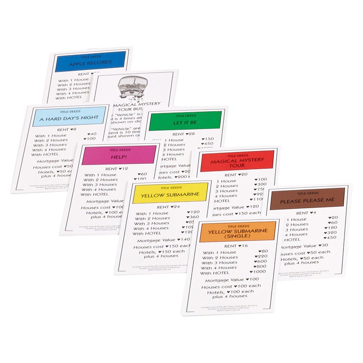 Monopoly The Beatles: Amazon.es: Libros en idiomas extranjeros
