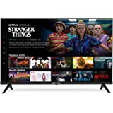 SANSUI ES32S1N, 32 inch HD HDR Smart TV with Screen Share, HDMI, USB(2021 Model)