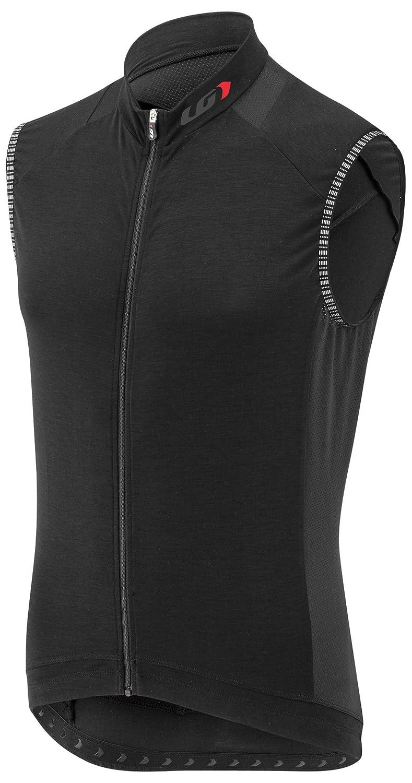 Louis Garneau Lemmon 2ノースリーブ: Cycling Jersey – メンズ X-Large ブラック B01HEYVGK2