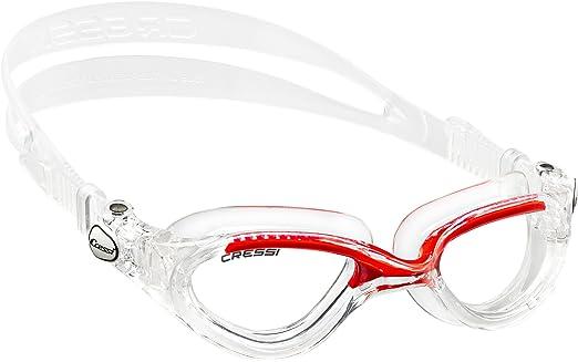 442 opinioni per Cressi Flash- Occhialini Nuoto a Oculari Separati con Lenti Infrangibili
