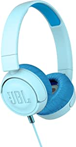 JBL JR 300 - On-Earheadphones for Kids - Blue