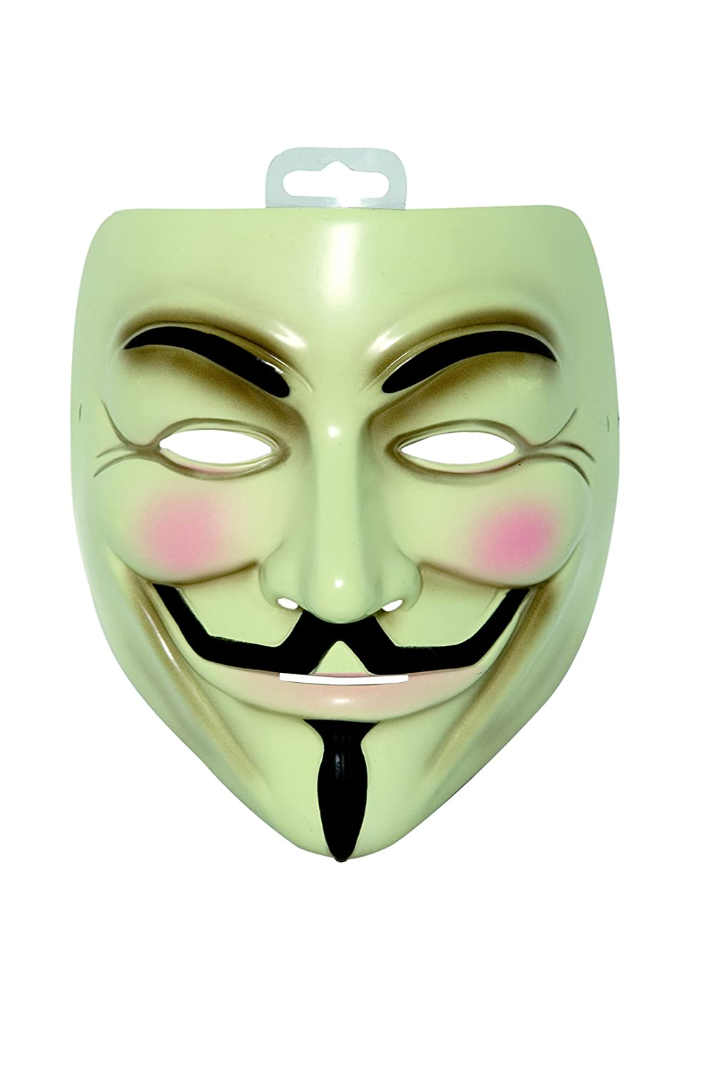 Amazon com v for vendetta mask rubies toys games