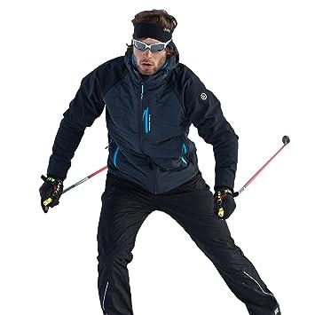 Esquí de fondo para hombre traje de esquí Onec negro + de ...