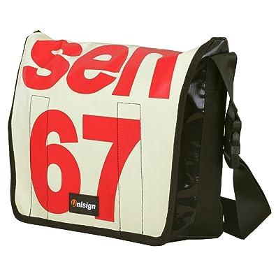 ccca867b4290a Unisign LKW PLANEN Tasche Messenger Bag Kuriertasche Schultertasche ...