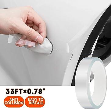 Door anticollision Strip Protection strip Car Bumper Protector Scratch Guard