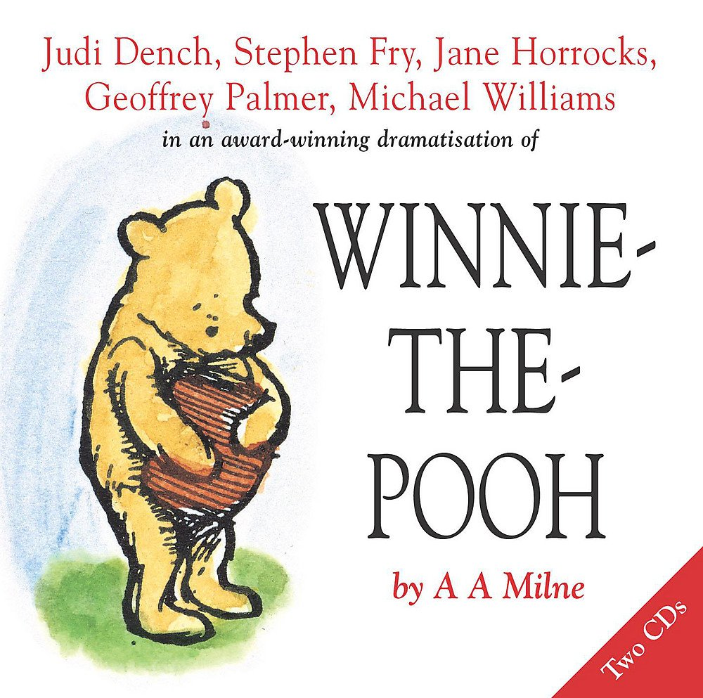 Winnie the Pooh, 2 CDs