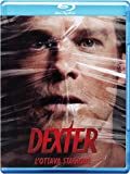 dexter - season 08 (4 blu-ray) box set blu_ray Italian Import