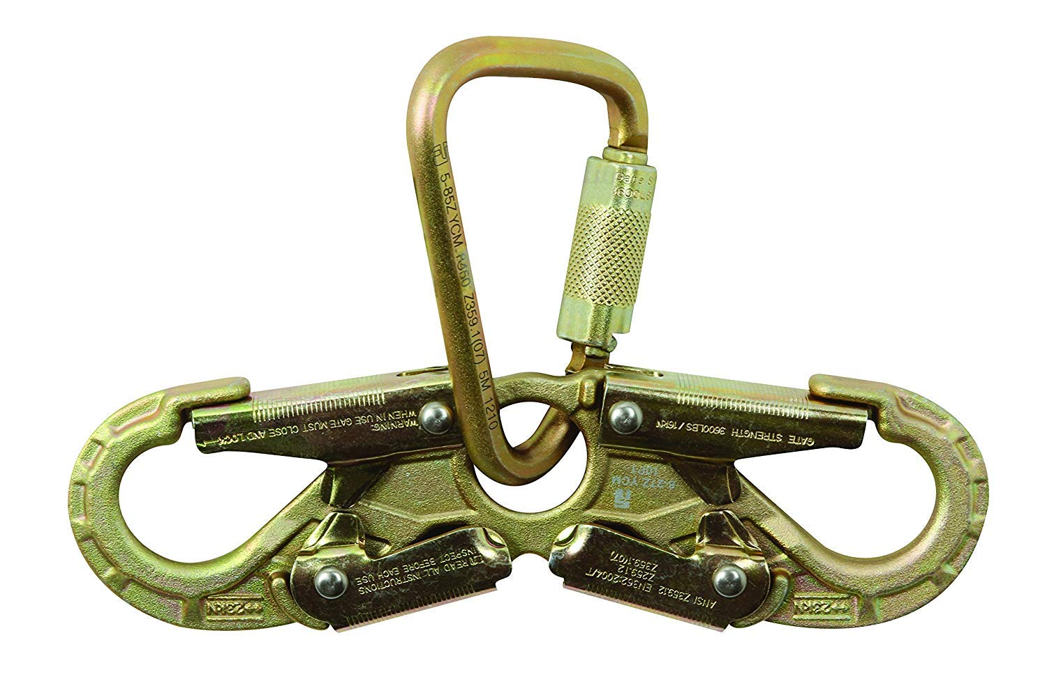 FallTech 8456 Rebar Positioning Assembly - Spreader Hook, Natural