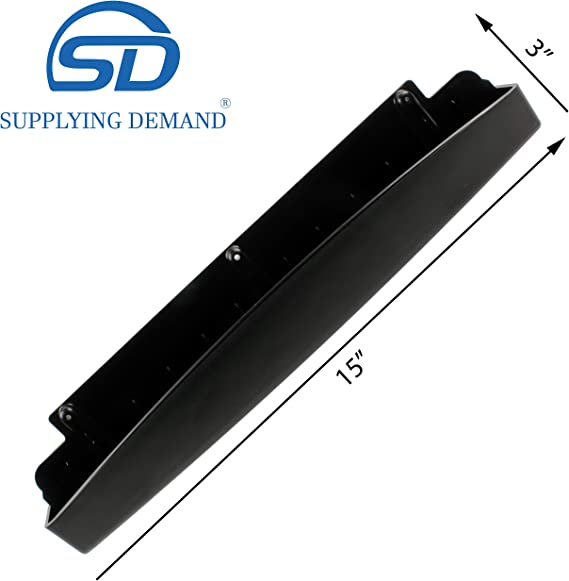 Supplying Demand 9872040B Trash Compactor Handle Compatible With Whirlpool Fits PS11747586