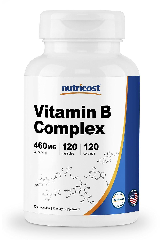 Amazon.com: Complejo de vitamina B de 0,015 oz, 240 ...