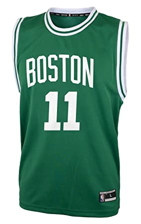 Image Unavailable. Image not available for. Colour  Kyrie Irving Boston  Celtics Youth NBA Replica Jersey ... b01c27e01
