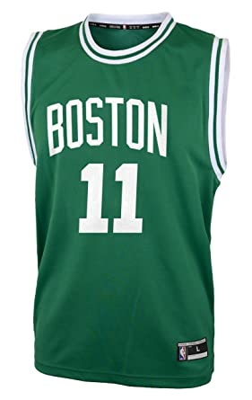 size 40 0d6e1 28d63 Outerstuff Boys' Replica Player Jersey-Road, Kyrie Irving, Small (8)