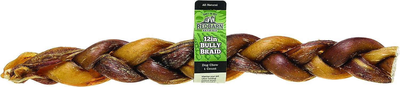 RedBarn 12 Braided Bully Stick 35-pack