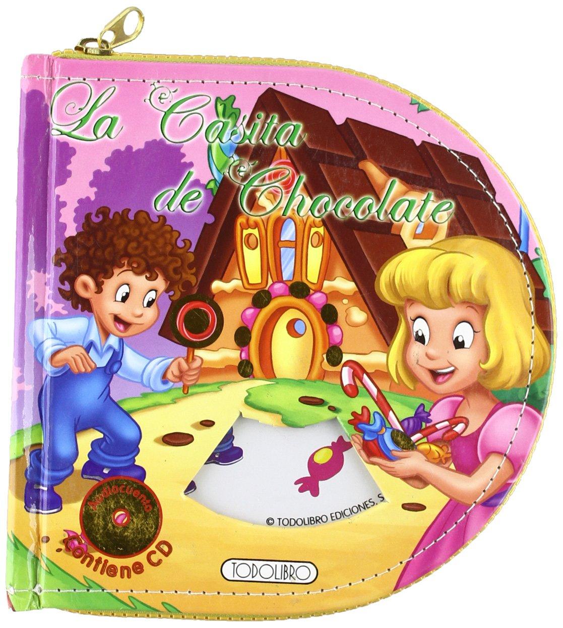 LA CASITA DE CHOCOLATE-ESTUCHE+CD: 9788498069068: Amazon.com ...