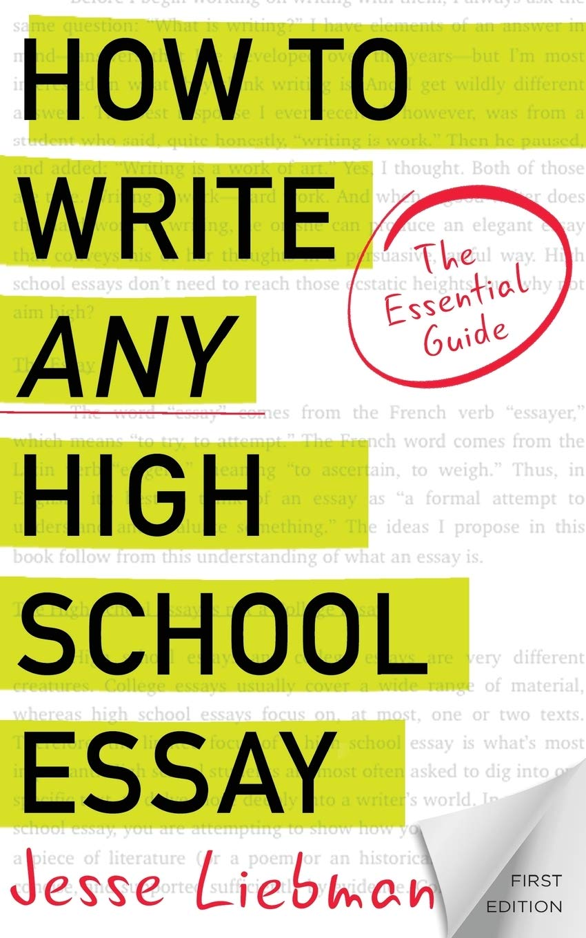Essay in high school what is a tentative working thesis