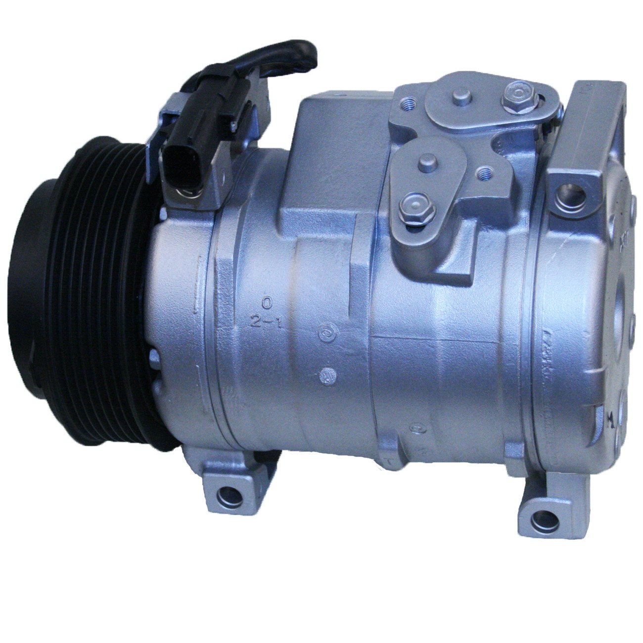Tested Select TCW 31384.7T1 A//C Compressor and Clutch