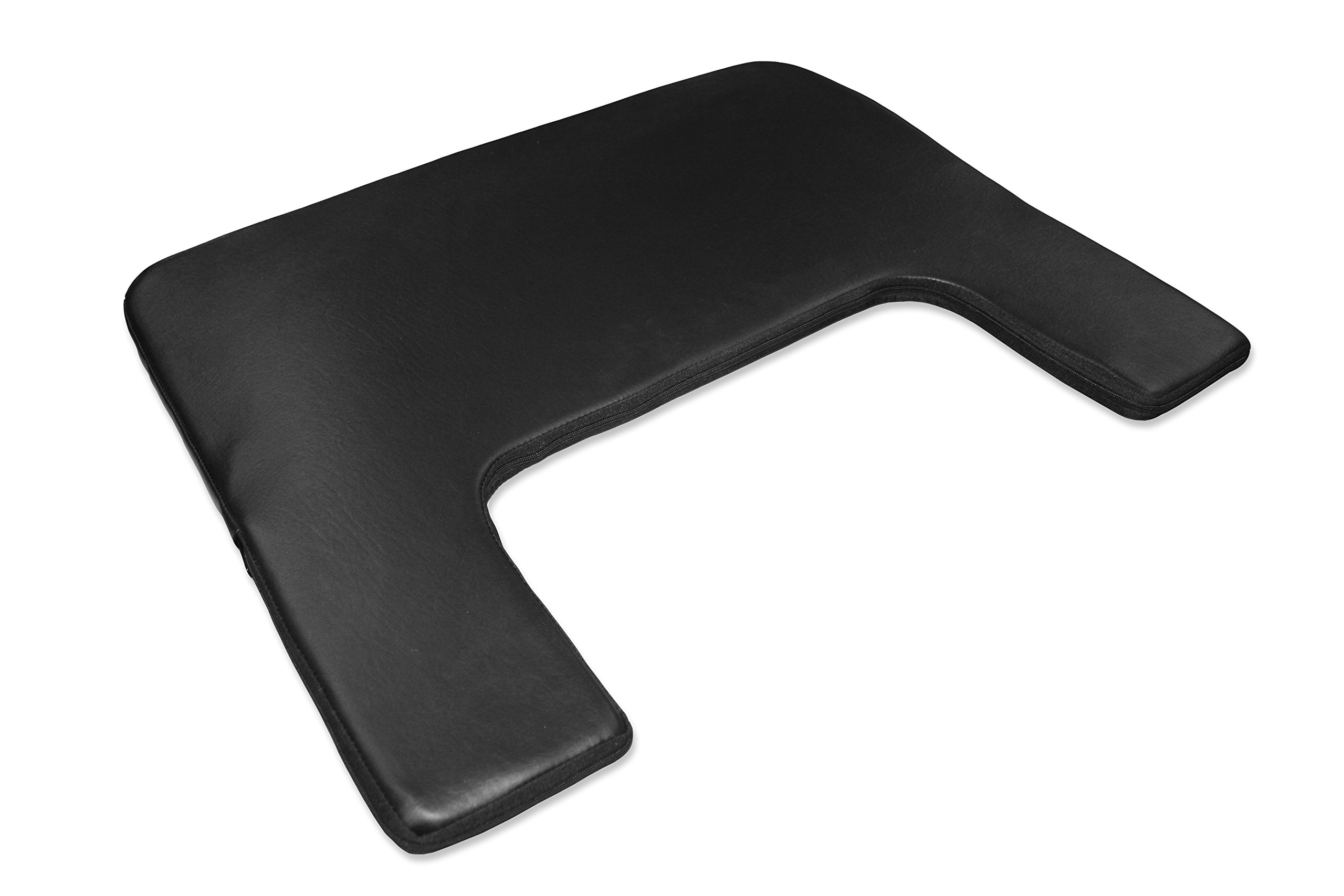 Rehabilitation Advantage Wheelchair Tray Padding, Vinyl Cover and Foam, Adult Size