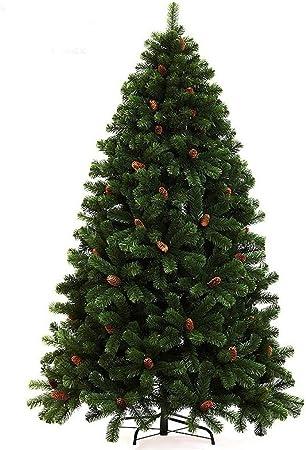 Albero Di Natale 5 Metri.Minmin Albero Di Natale Natale 1 5 Metri Pino Pino Albero Di Natale In Stile Europeo Albero Artificiale Amazon It Casa E Cucina